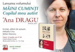 Ana Dragu la Book Corner