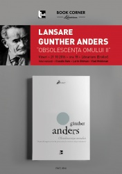 Lansare Gunther Anders
