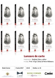 Lansare de carte // Ion Rațiu - Jurnal - vol. 1