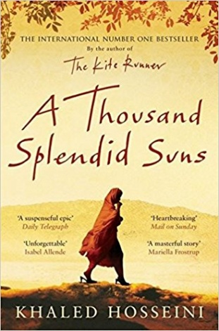A THOUSAND SPLENDID - KHALED HOSSEINI