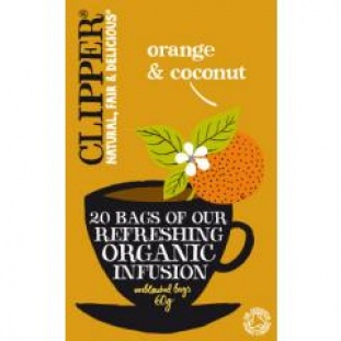 Organic Refreshing Infusion - Organic Refreshing Infusion